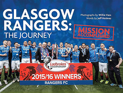GLASGOW RANGERS: THE JOURNEY